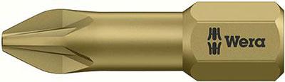 Bits PZ 1 25 mm Wera torsion 10 st