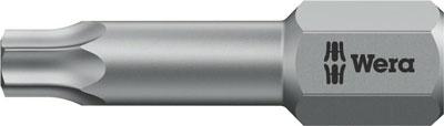 Bits T06 25 mm Wera torsion 10 st