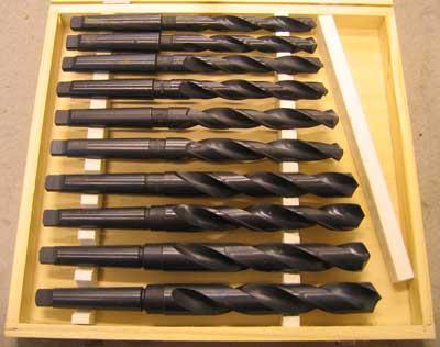Spiralborrsats 14,5-23 mm MK2