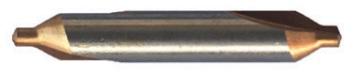 Dubbhålsborr HSS 1 mm TiN