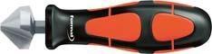 Handförsänkare/gradverktyg 12,4 mm Format