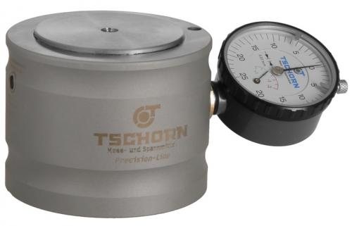 Höjdinställare analog med magnet Tschorn