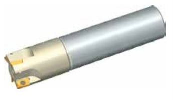 Hörnfräs ø12 mm 1 skär EMP01 ZCC-CT