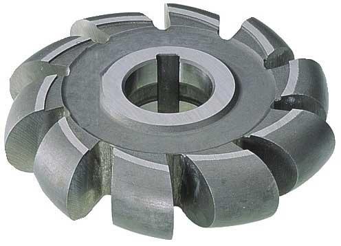 Konvex fräs 050x2 mm HSS Format