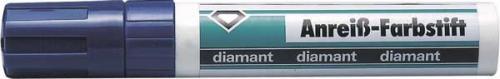 Ritsfärgpenna blå Diamant