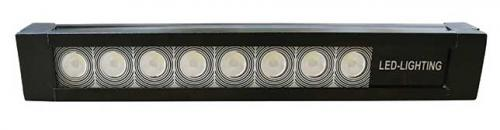 Maskinbelysning LED 280 mm 24 V IP65 Diesella Orion