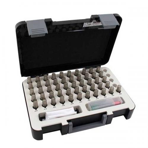 Måttpinnar 1-1,5 mm 0,01 mm intervall tol. 1 Diesella