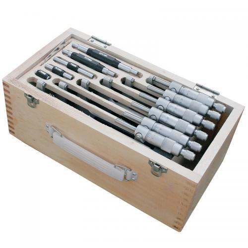 Mikrometersats 0-150 mm Diesella