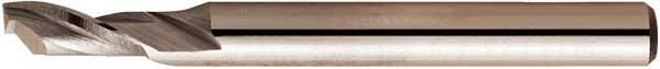 Pinnfräs 03 mm 1-skärig HSS-Co5 Alu Format
