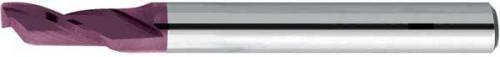 Pinnfräs 03 mm 1-skärig HSS-Co5 TiAIN Alu Format