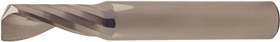 Pinnfräs HM 04 mm 1-skärig Alu Format