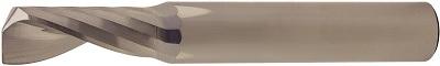 Pinnfräs HM 02 mm 1-skärig Alu Format