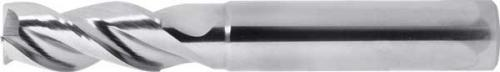 Pinnfräs HM 03 mm lång 3-skärig Alu Gühring