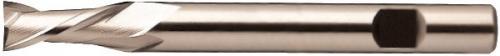 Pinnfräs 02 mm lång 2-skärig HSS-Co8 Format