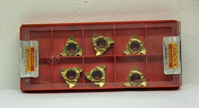 Gängvändskär stl 22, 5 mm utv. Sandvik