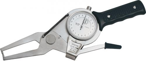 Skänkelmätklocka utvändig 0-20 mm
