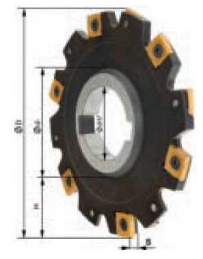 Skivfräs 160x12 mm