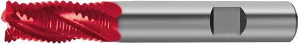 Skrubbfräs 06 mm kort HSS-E Fire Gühring