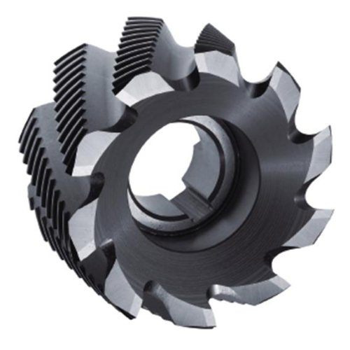 Ändplanfräs 040 mm skrubb HSS-Co8-TiAIN Format