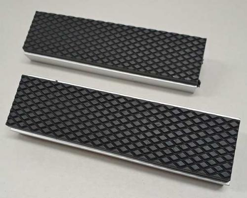 Skyddsbackar 100 mm gummi magnet