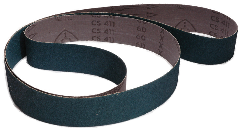 Slipband 075x2000 mm korn 060 zirkon VSM
