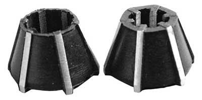 Spännhylsor gängapparat M2-M7 2 st Diesella