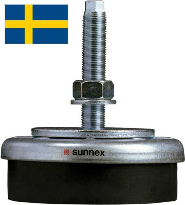 Maskinsko Ø075 mm 500 kg Sunnex