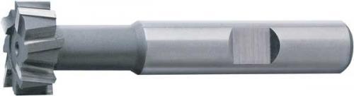 T-spårsfräs 12,5x6 mm HSS-Co5 Format