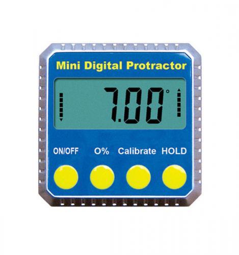 Digital vinkelmätare/vattenpass
