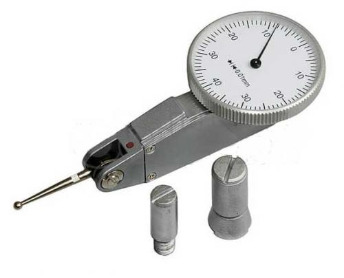 Vippindikator 0,8 mm/0,01 mm