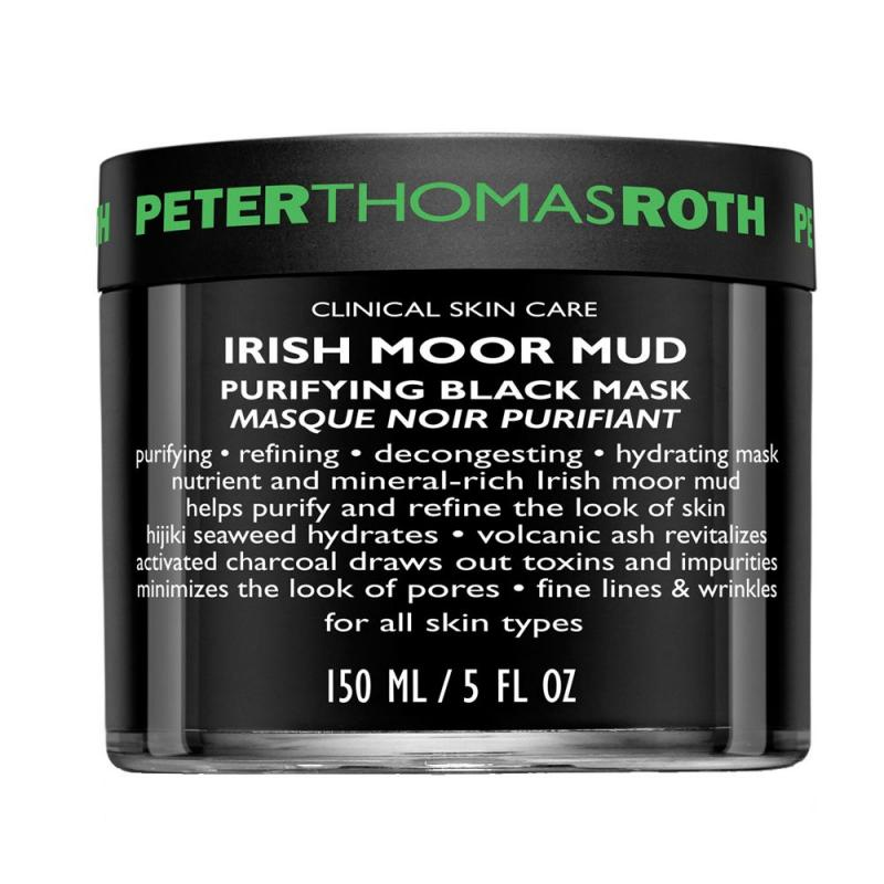 Irish Moor Mud Purifying Black Mask