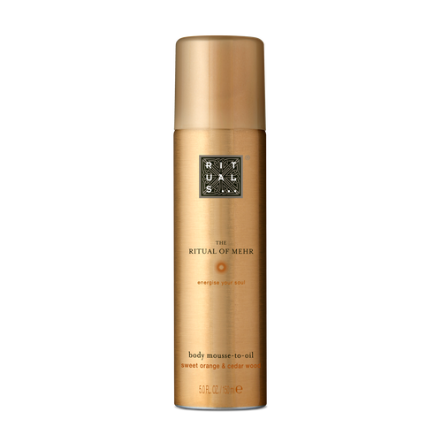 Rituals Body Mousse-to-oil The Ritual of Mehr