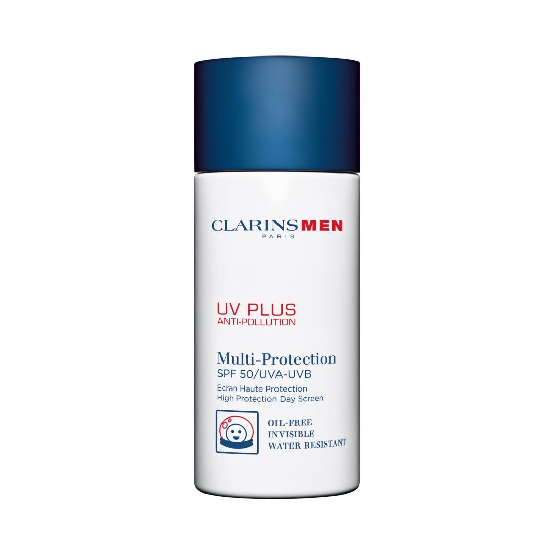 Clarins Men UV Plus Multi-Protection SPF 50 50 ml