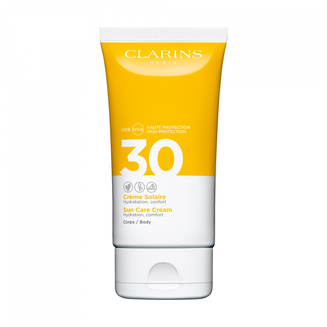 Clarins Sun Care Cream SPF 30 Body 150 ml