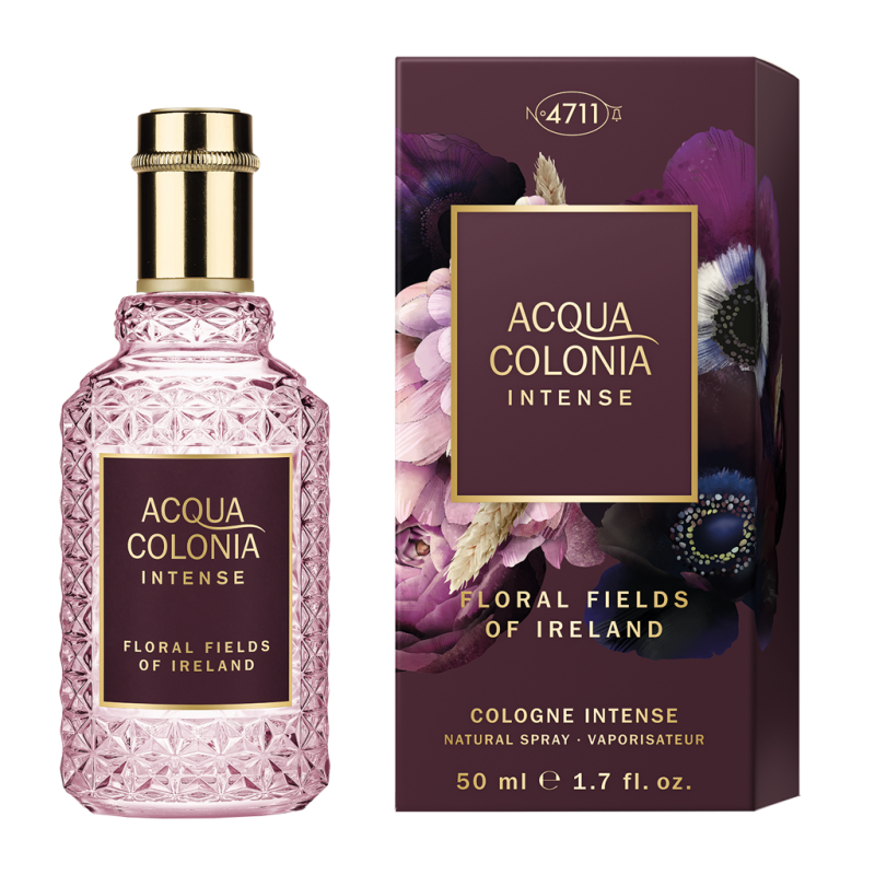4711 AQC Intense Floral Fields Of Ireland 50 ml