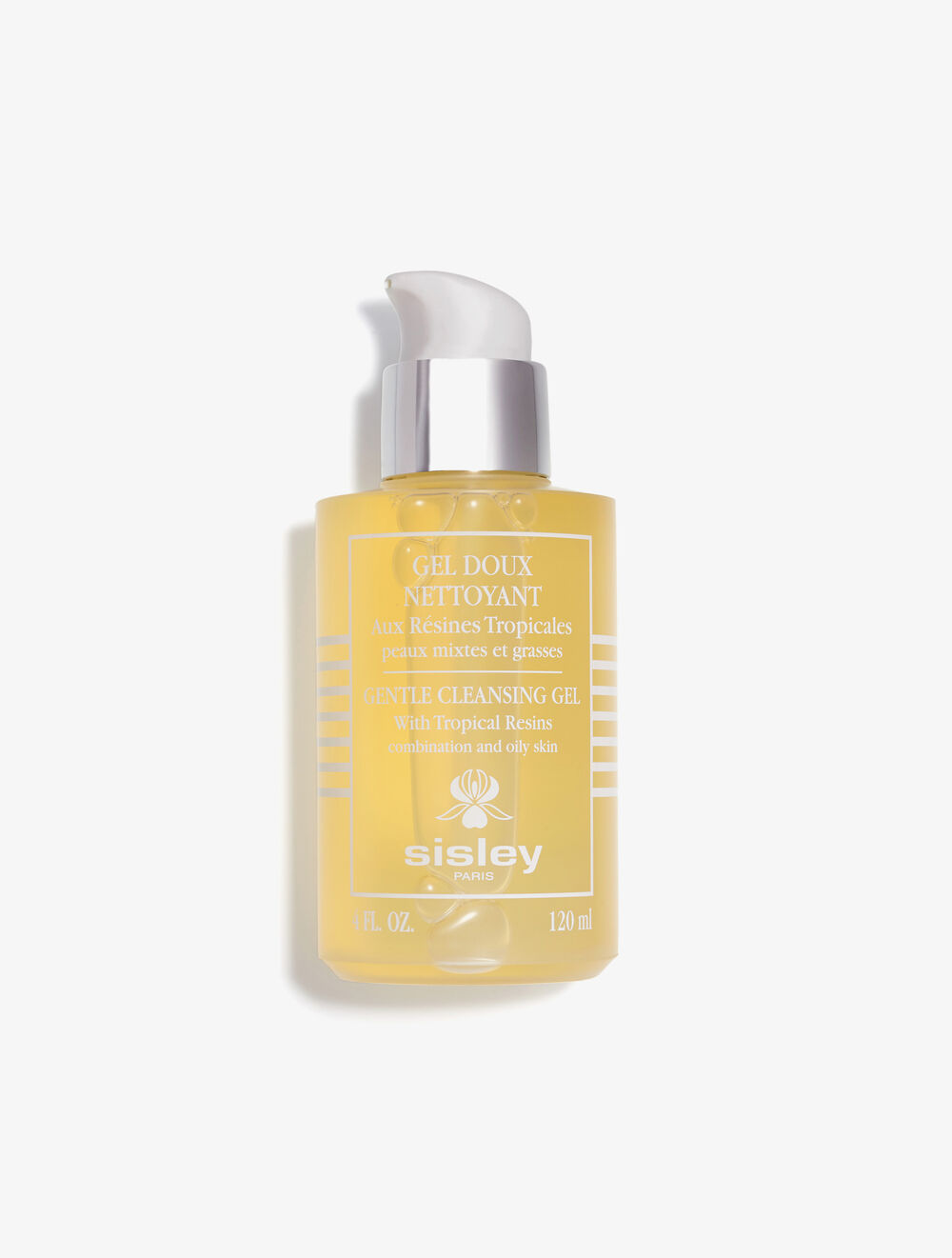 Sisley Gel Doux Nettoyant aux Résines Tropicales - Gentle Cleansing Gel