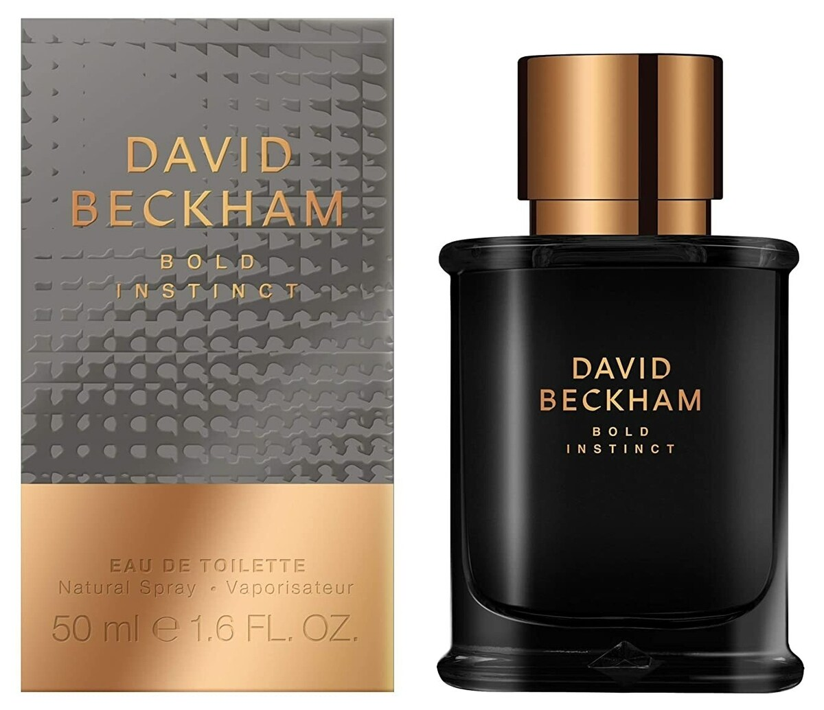 David Beckham Bold Instinct EdT 50 ml