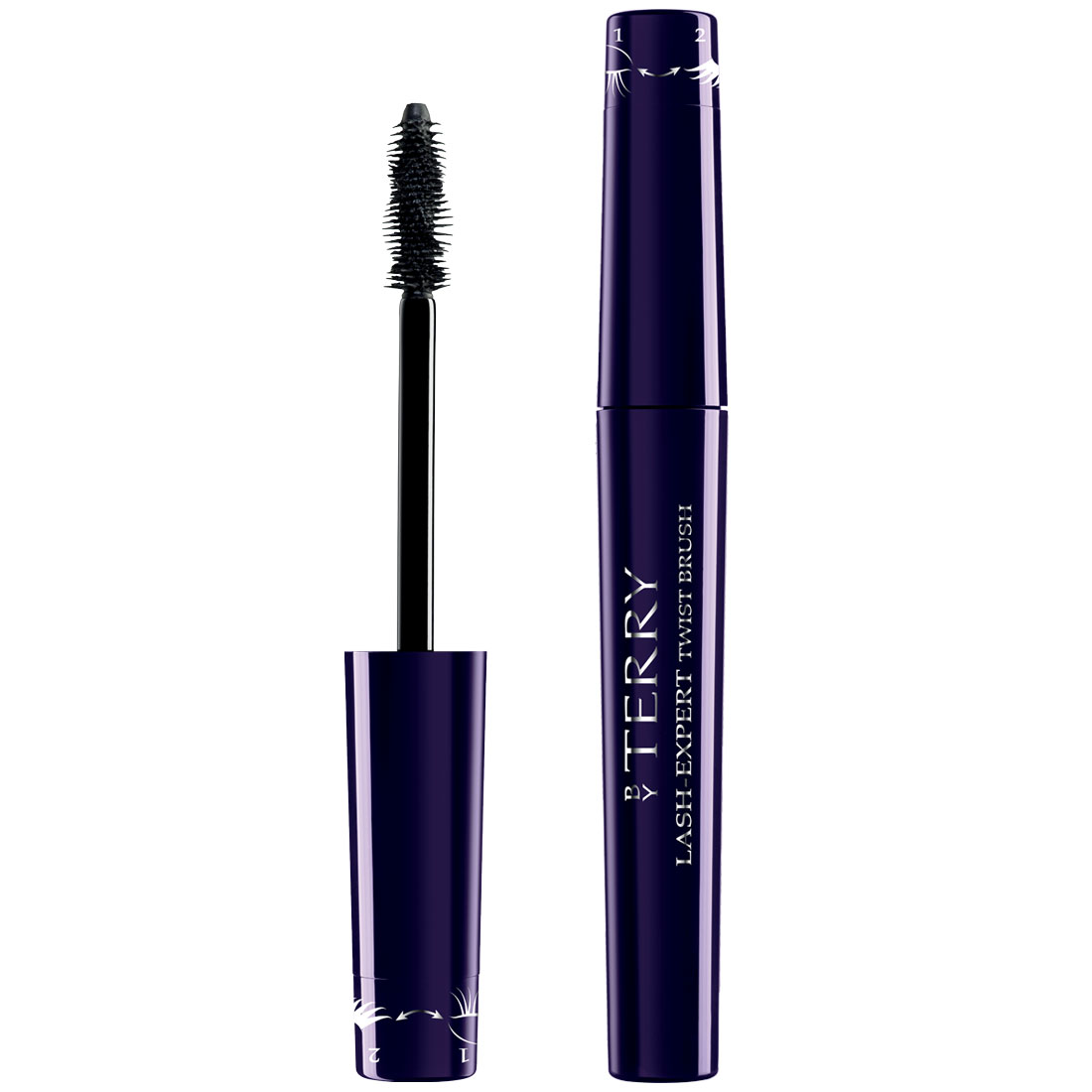 By Terry Lash Expert Twist Brush Mascara 1 - Master Black