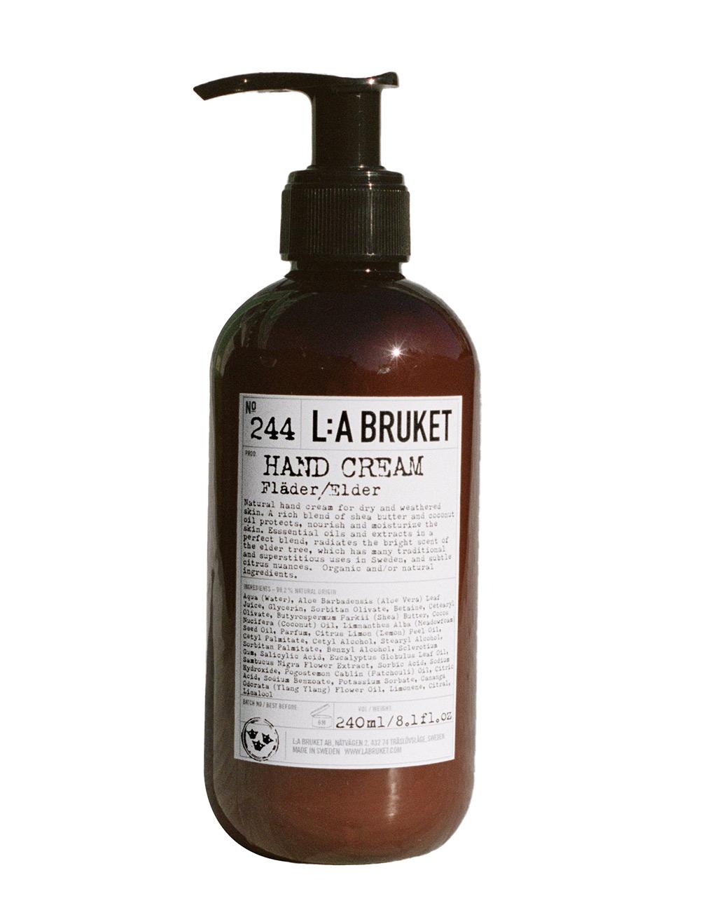 L:a Bruket Hand Kräm Fläder 240 ml