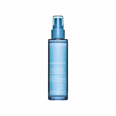 Clarins Hydra-Essentiel Hydrating, Multi-Protection Mist