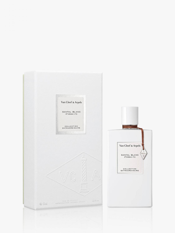 Van Cleef & Arpels Collection Extraordinaire Santal Blanc Eau De Parfum 75ml