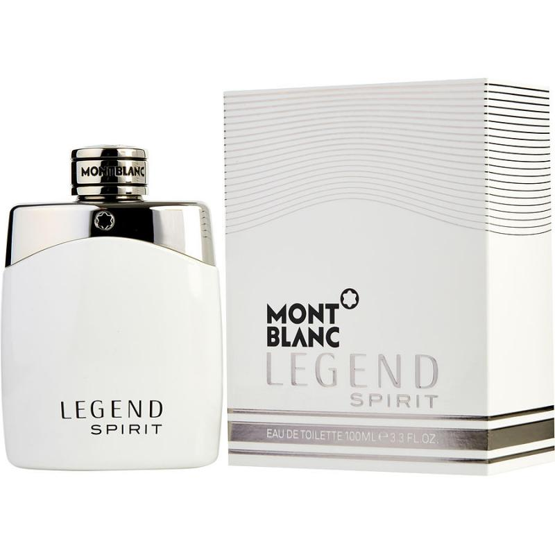 Mont Blanc Legend Spirit EdP 50 ml