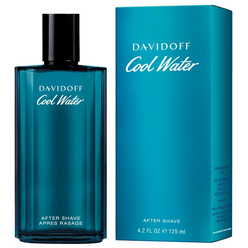 Davidoff Cool Water After Shave Splash 75 ml