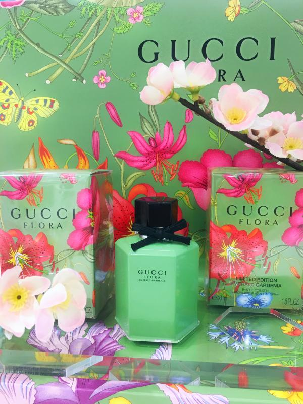 Gucci nya Limited edition doft!