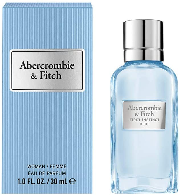 A&F First Instinct Blue Women EdP