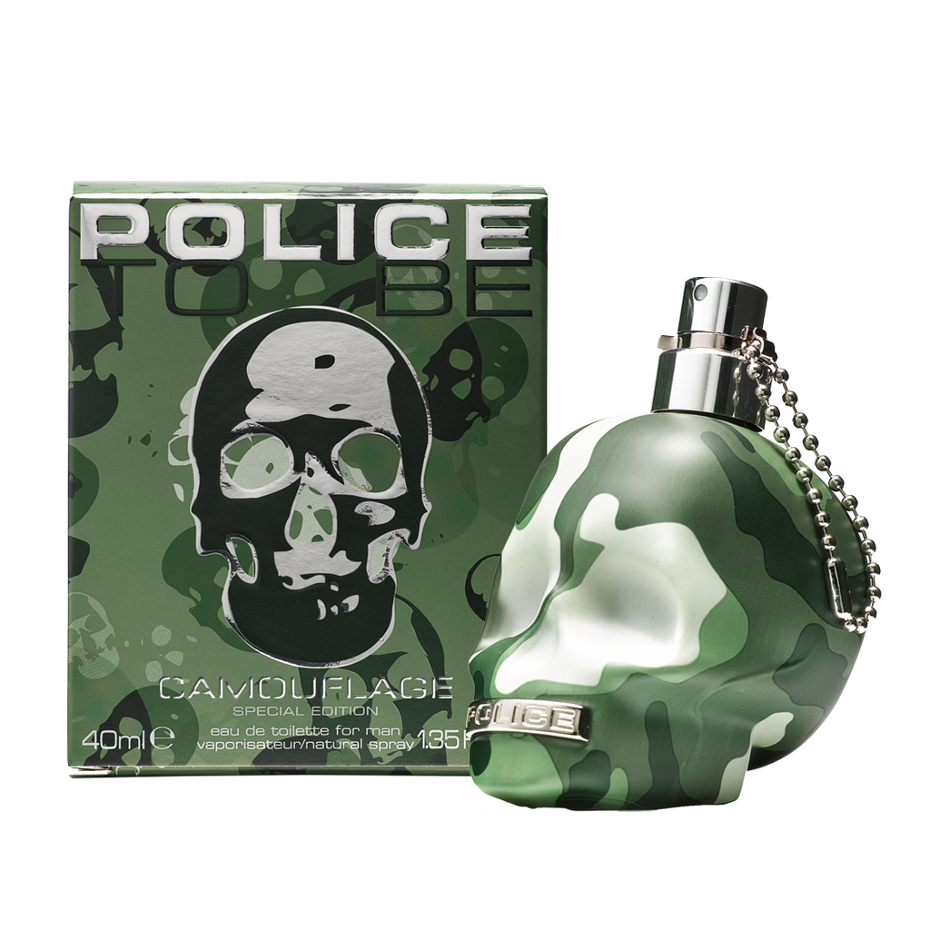 Police To Be Camouflage EdT