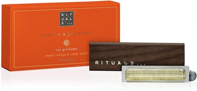 Rituals Life is a Journey Happy Buddha Car Perfume