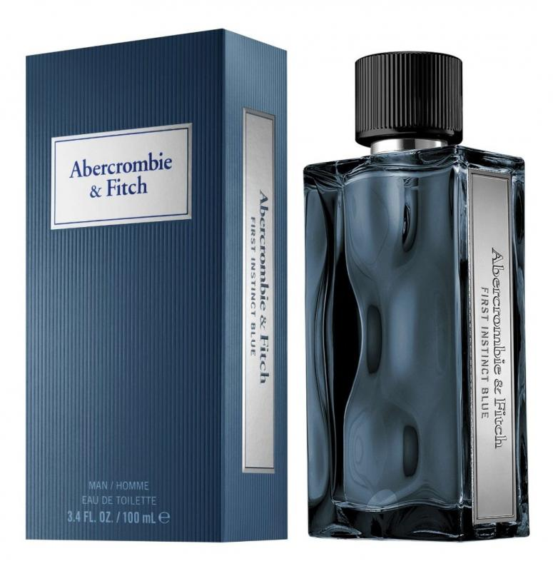 A&F First Instinct Blue Men EdT 50 ml