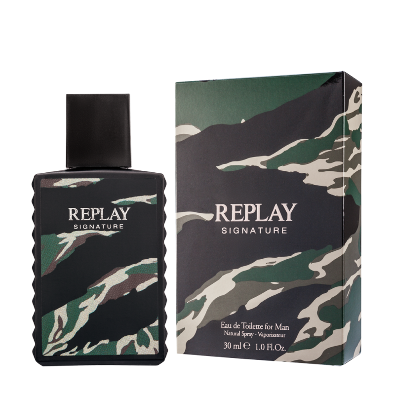 Replay Signature for Him EdT 30 ml