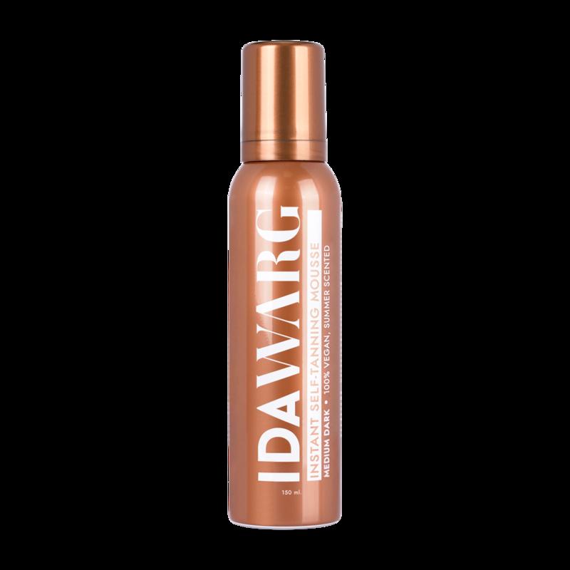 Ida Ward Instant Self Tanning Mousse Medium Dark 150 ml